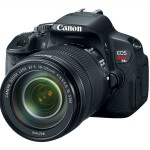 Canon announces New EOS Rebel T4i DSLR Camera
