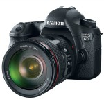 Canon announces smallest, lightest full frame DSLR the 6D