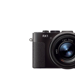 New cameras announced by Sony