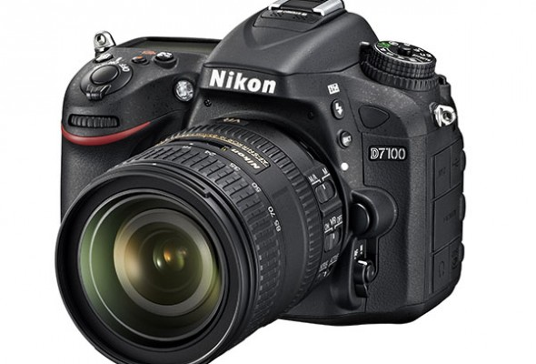 Nikon announces all new D7100