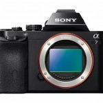 The world's first full-frame mirrorless cameras from Sony